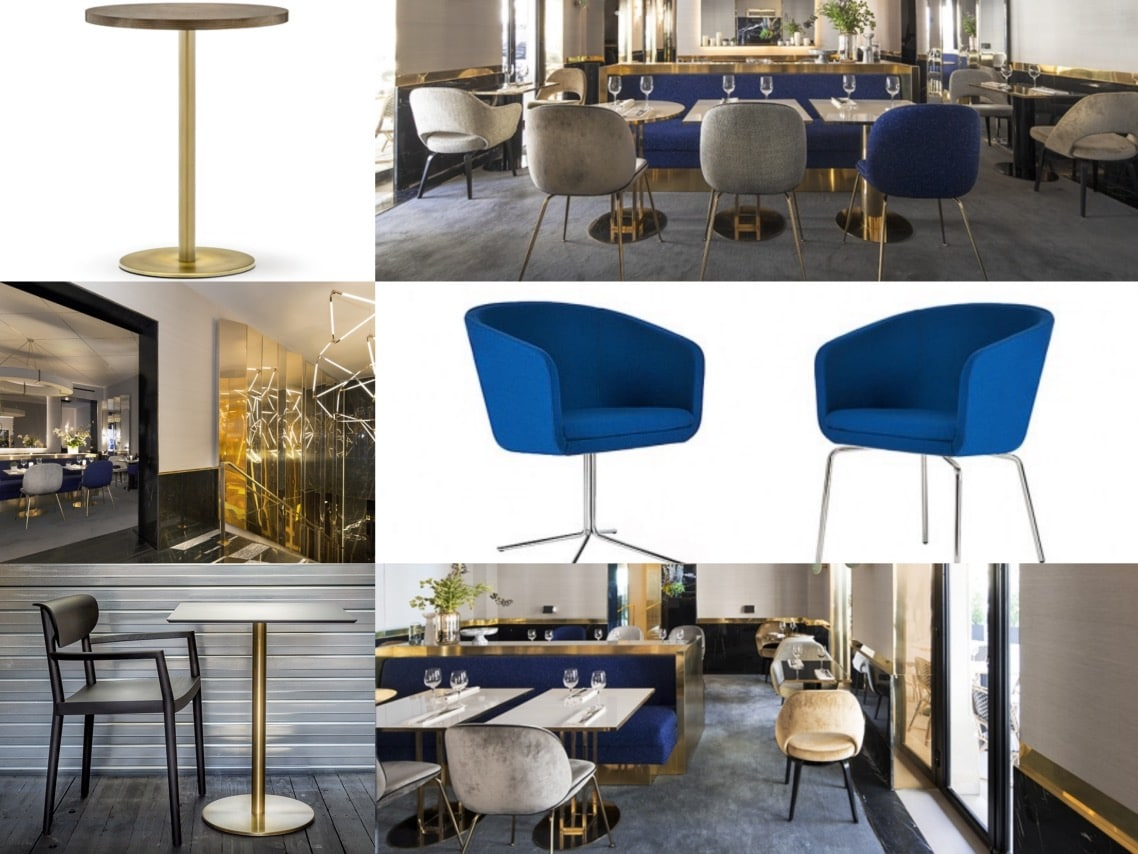 1 Zensations colour coding interiors restaurant spaceist blog