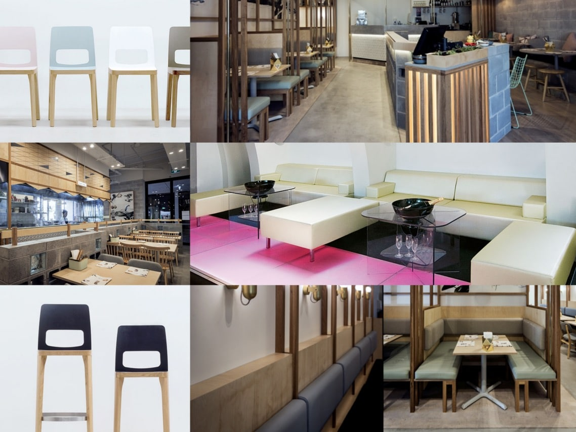 1 style setting colour code interiors restaurant spaceist blog