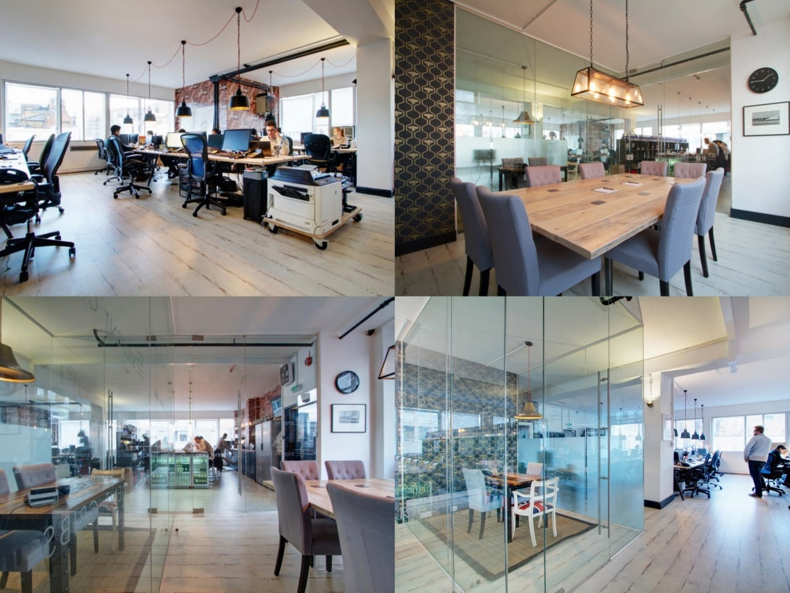 1.studentcribs offices wood design interiors spaceist