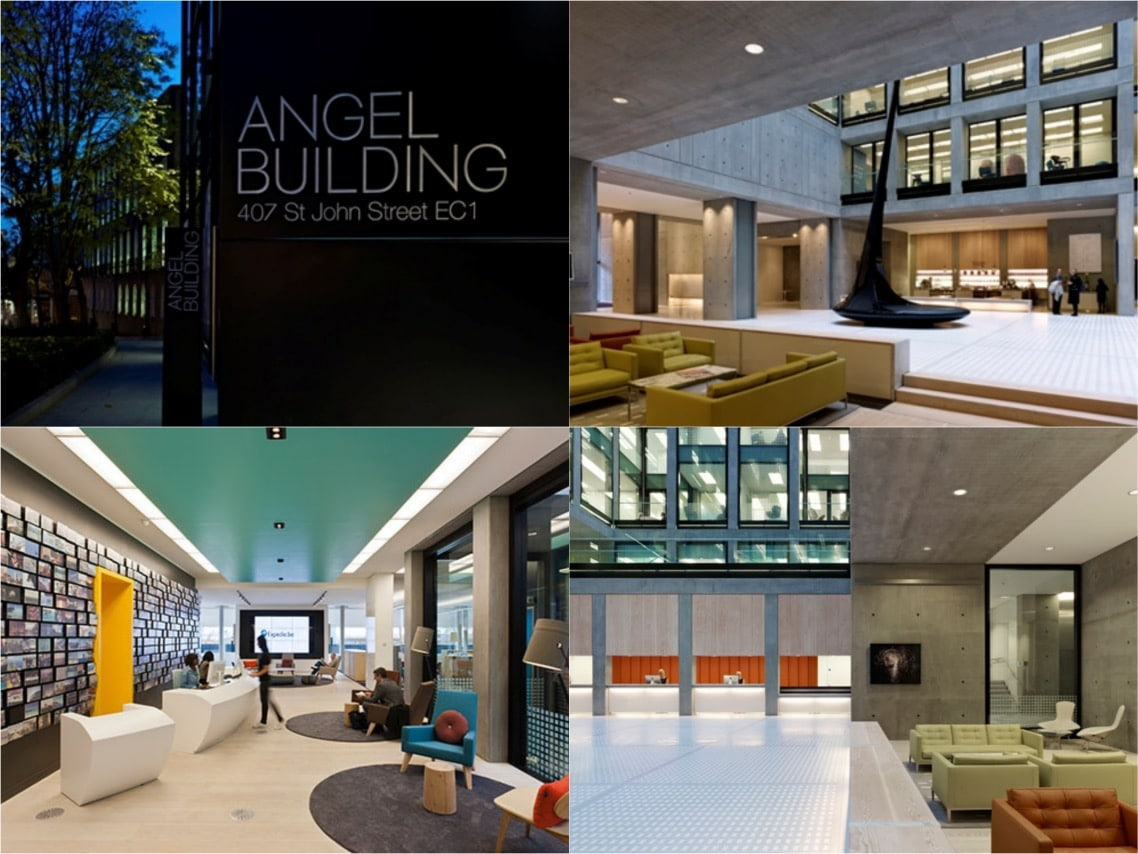 1AngelBuilding office BCO Awards 2015 spaceist blogpost
