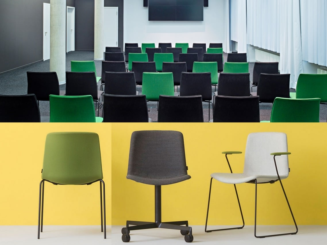 1Groupon conference meeting assembly space interiors workplace design spaceist