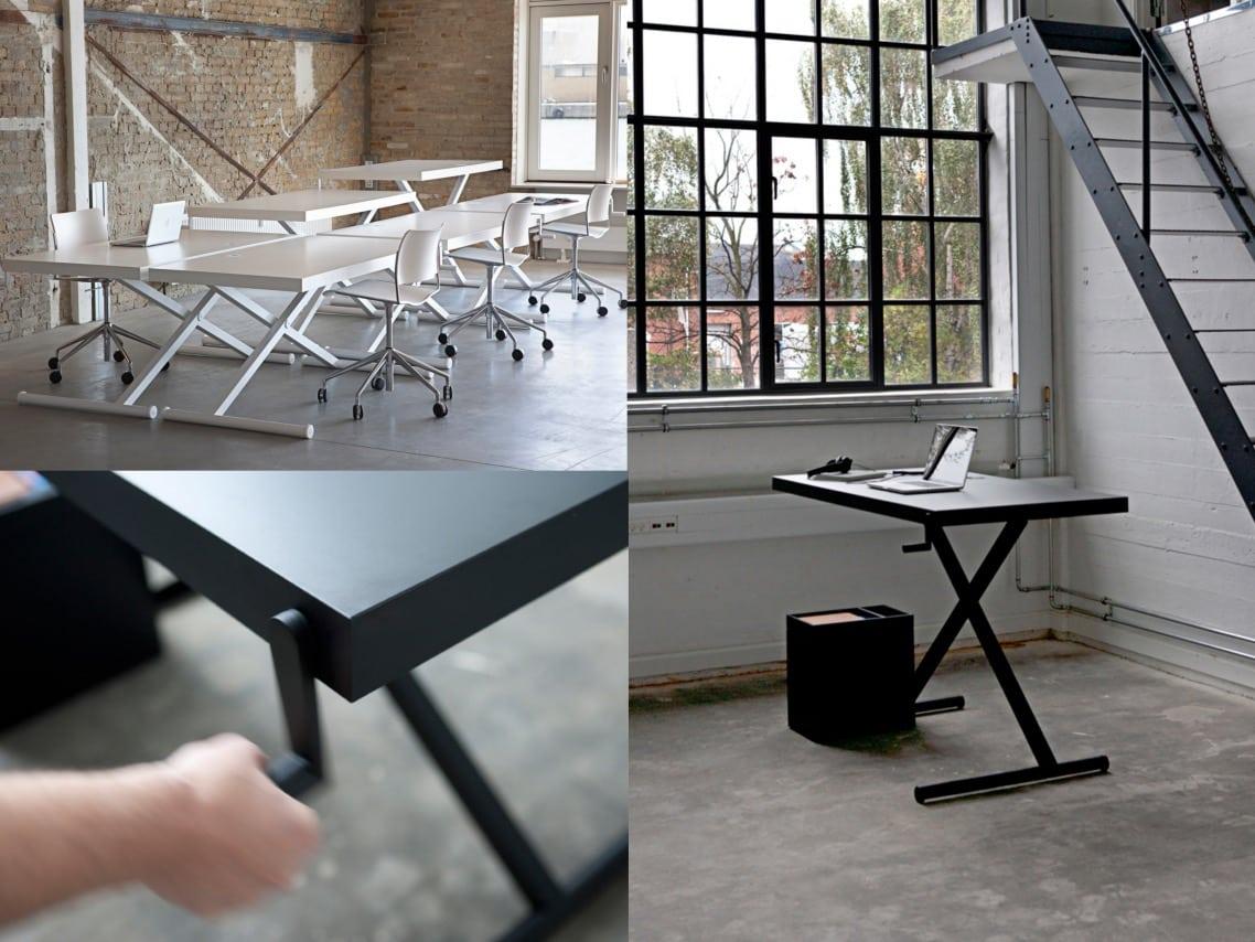 1X standing desk workplace design interiors furniture spaceist blog post