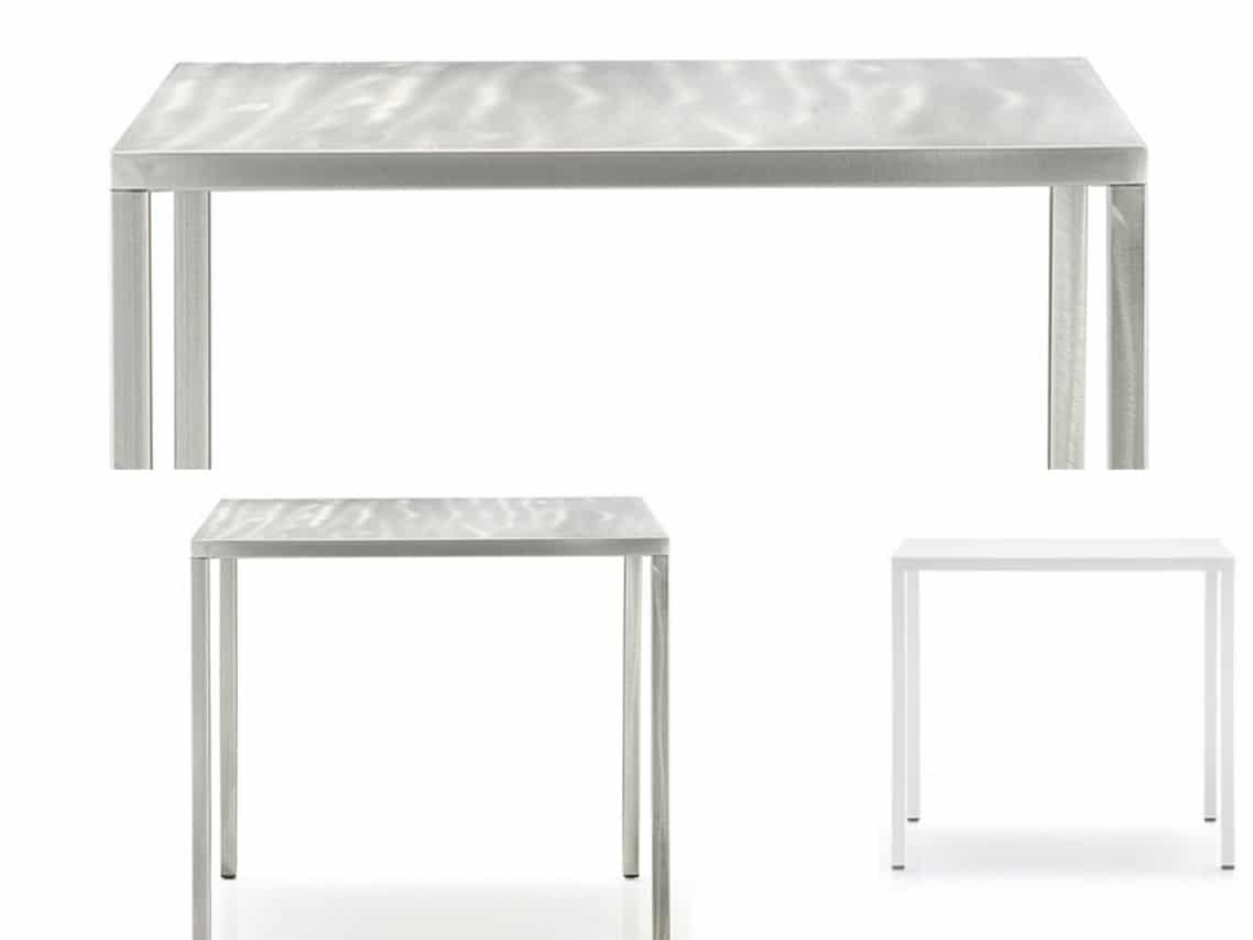 1a naked steel recyclable table spaciest interiors inspiration design metal blog post