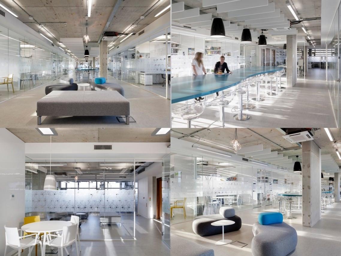 1a west min uni psychology department london spaceist fx awards interior design 2015