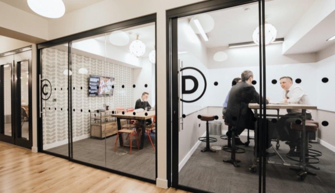 1wework london office design remote working spaceist blog