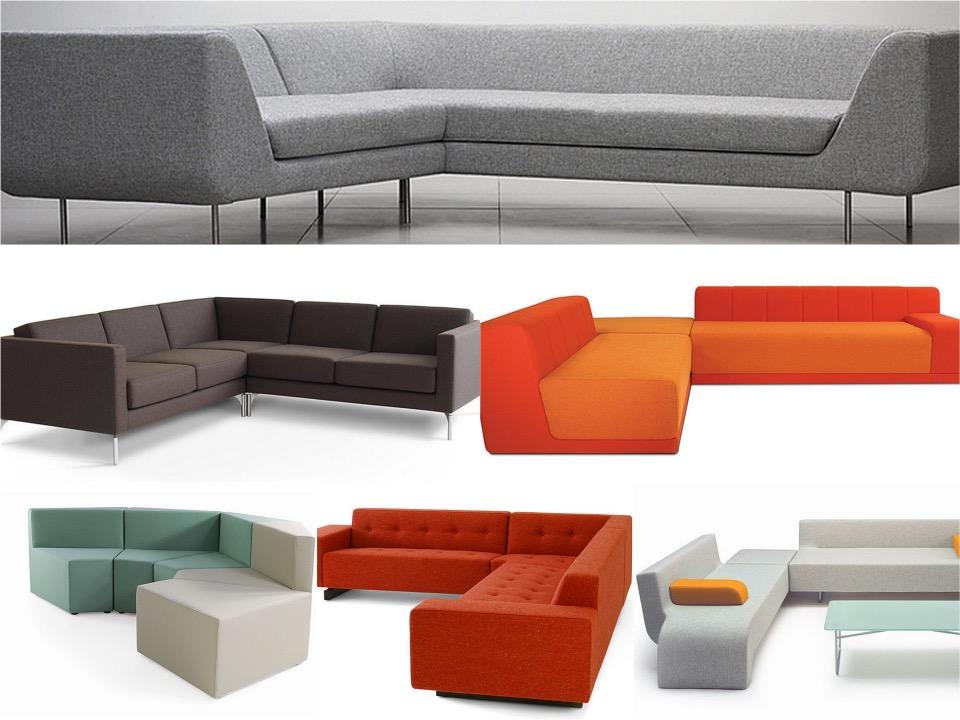 Cornerstone: Spaceist presents Six Designer Corner Sofas - Spaceist Blog