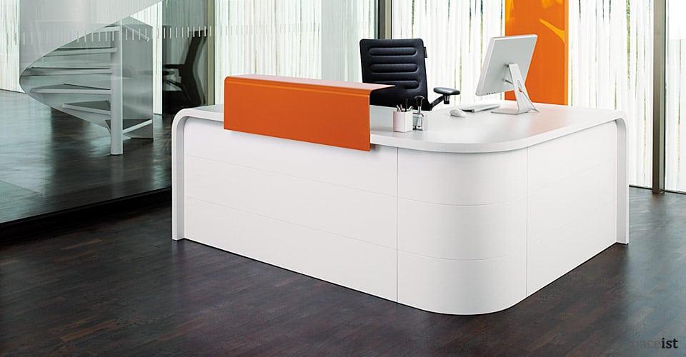 Office Reception Desks Spaceist Furniture