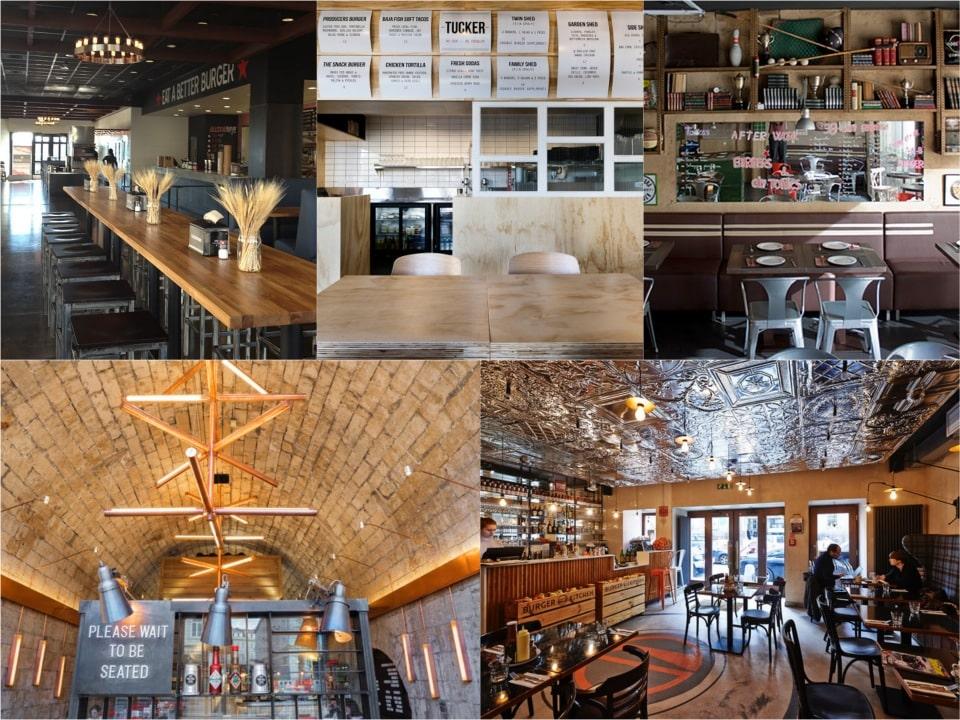 Good food great interiors five impressive burger
