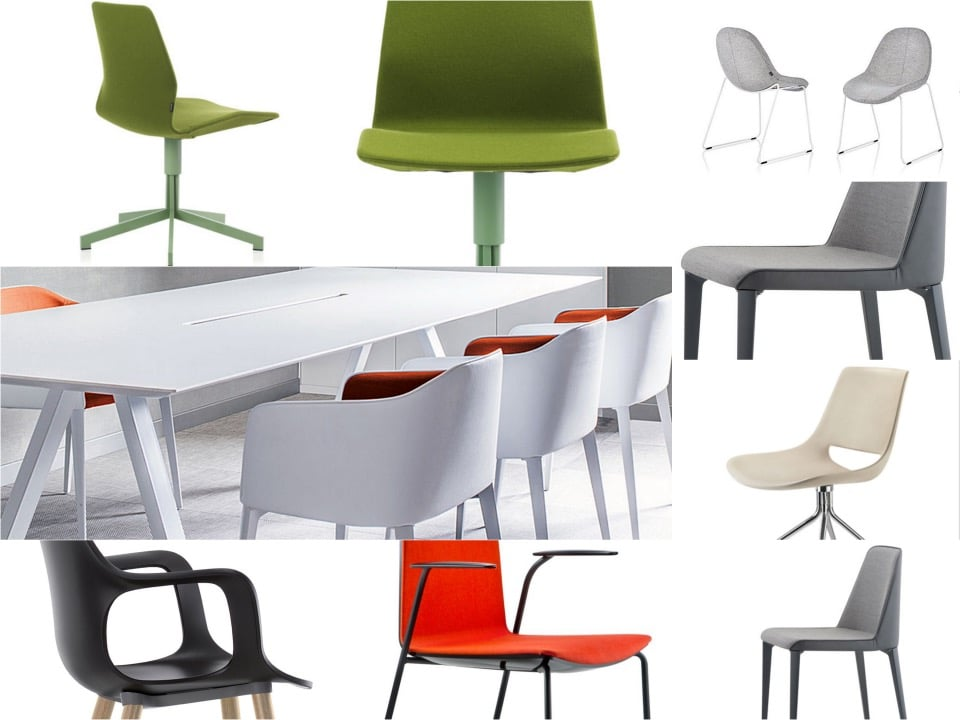 8 modern meeting room chairs to get you talking spaceist