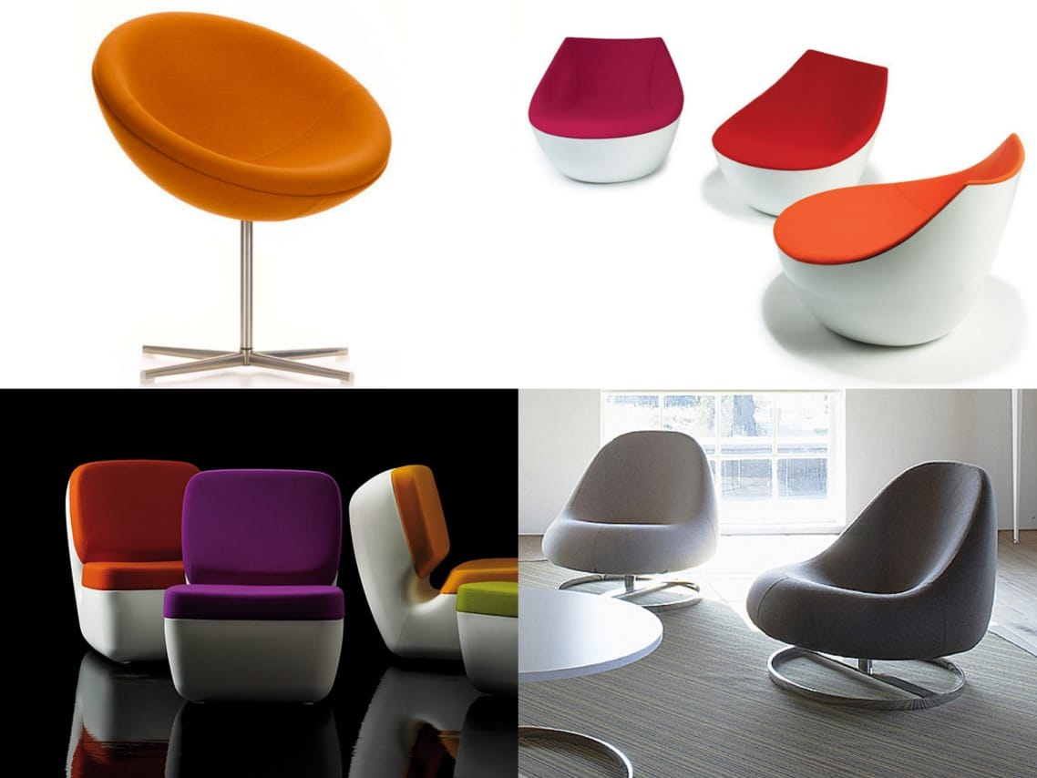 Seven Soft Chairs For Creating Alternative Seating Arrangements Spaceist Blog