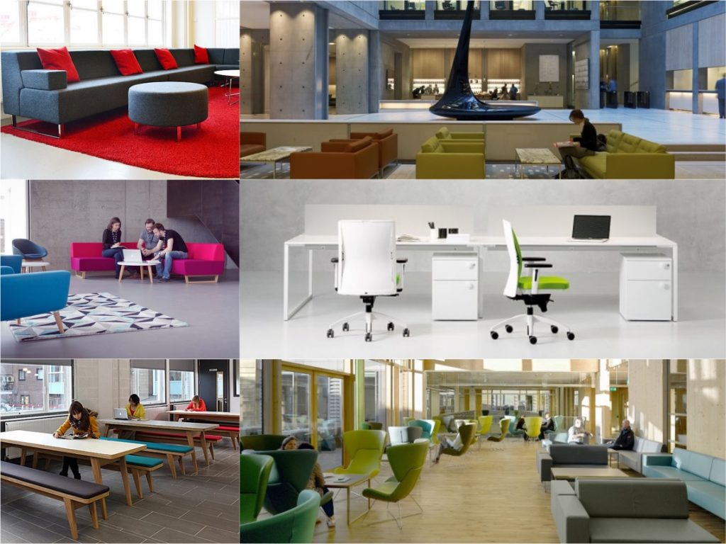 Five ways to create an award winning workplace spaceist for Award winning office interiors