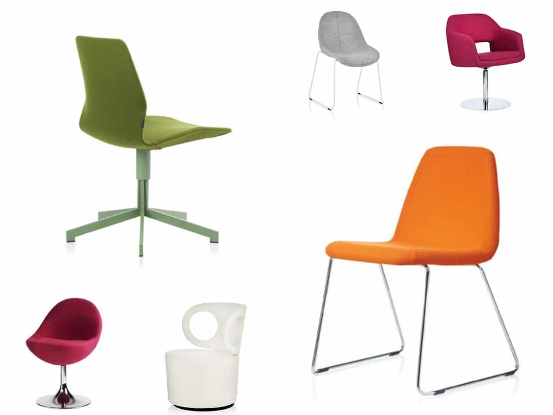 Introduce Swedish Design Into The Meeting Room With These Six Chairs    Spaceist Blog