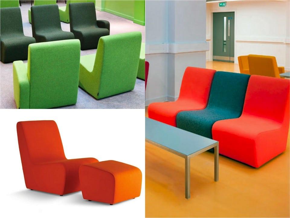 55 curvey reception chair spaceist