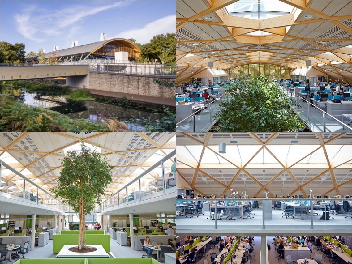 5WWF office HQ BCO Awards 2015 spaceist blogpost