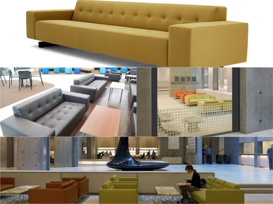 Angel buildings reception seating sofa dsign interiors BCo spaceis blogpost