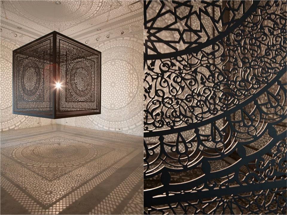 Anila-Quayyum-Agha Intersections ArtPrize