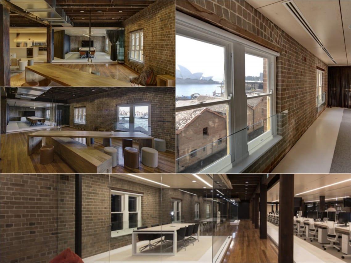 Ansarada office Sydney Brickwalls spaceist blog post