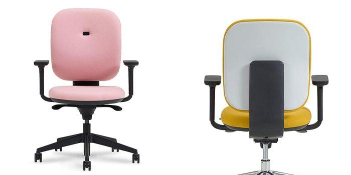Pink Desk Chair