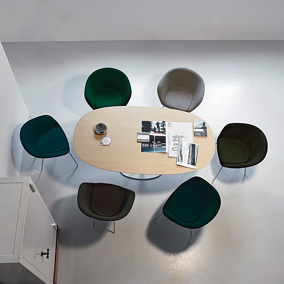 Are designer meeting room chairs comfortable?
