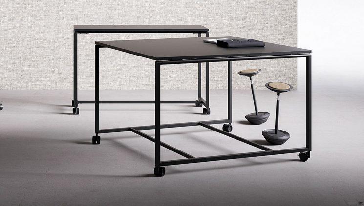 Square Standing Desk