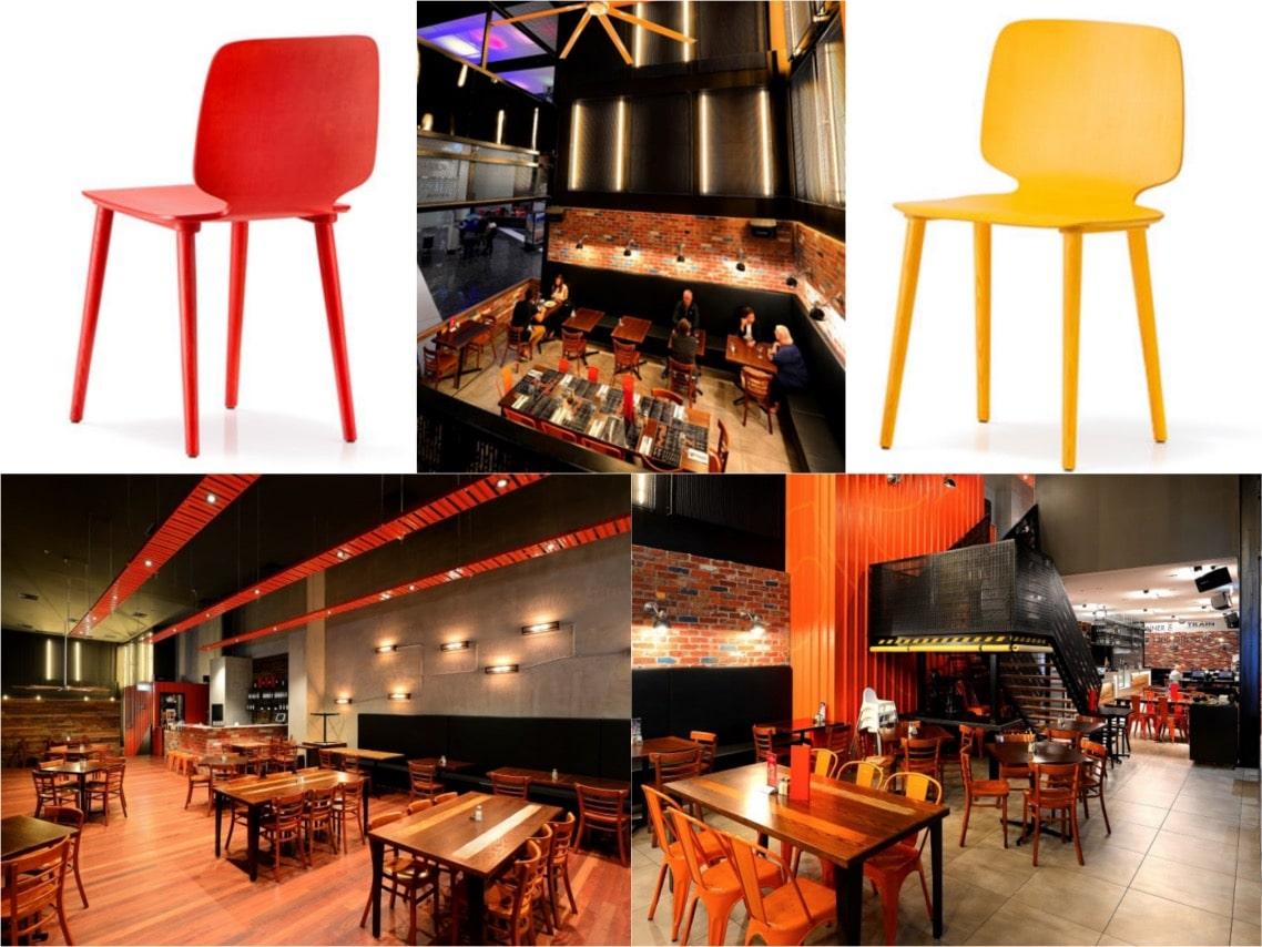 Babila for restaurants chair spaceist blogpost