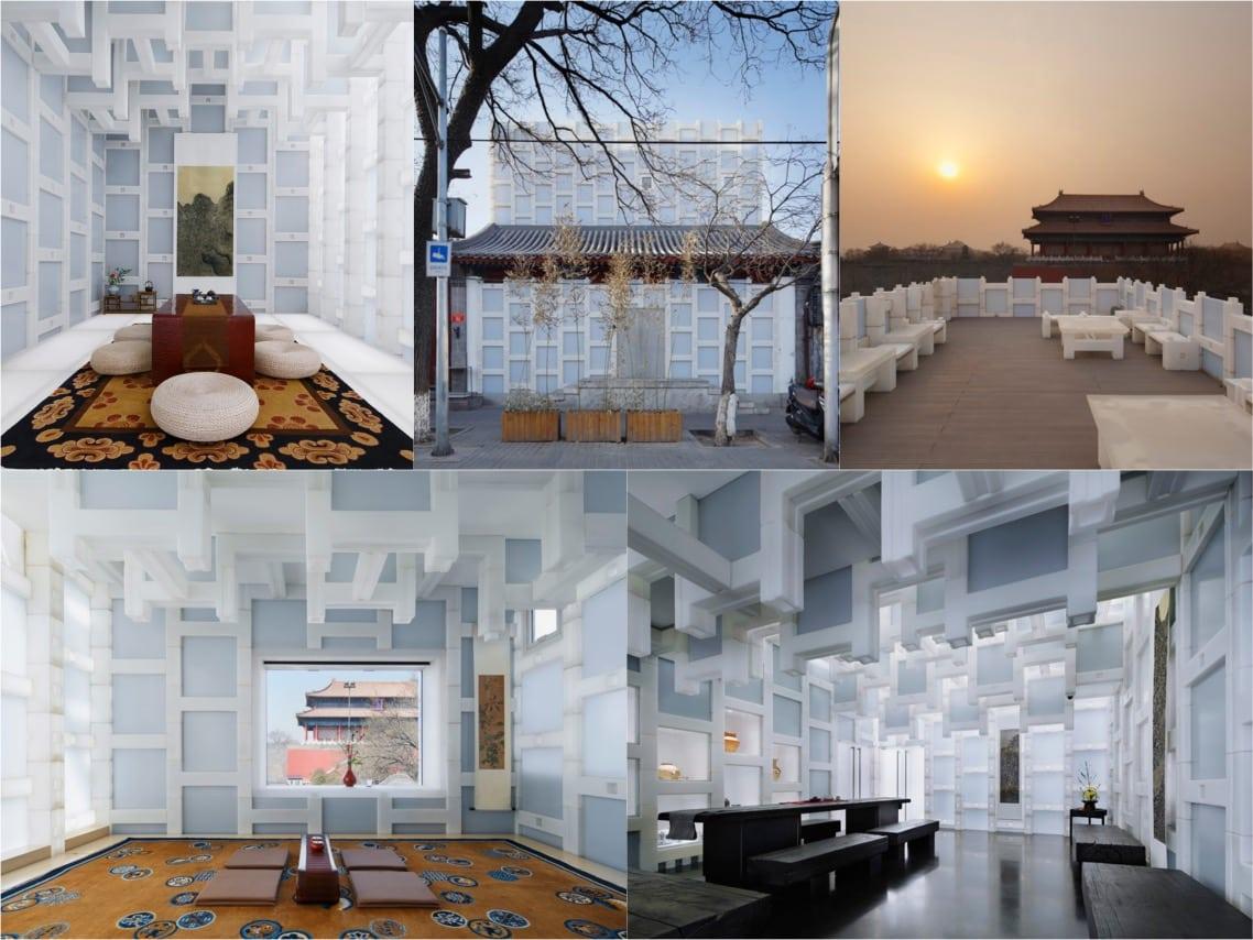 Beijing tea house china Spaceist blogpost