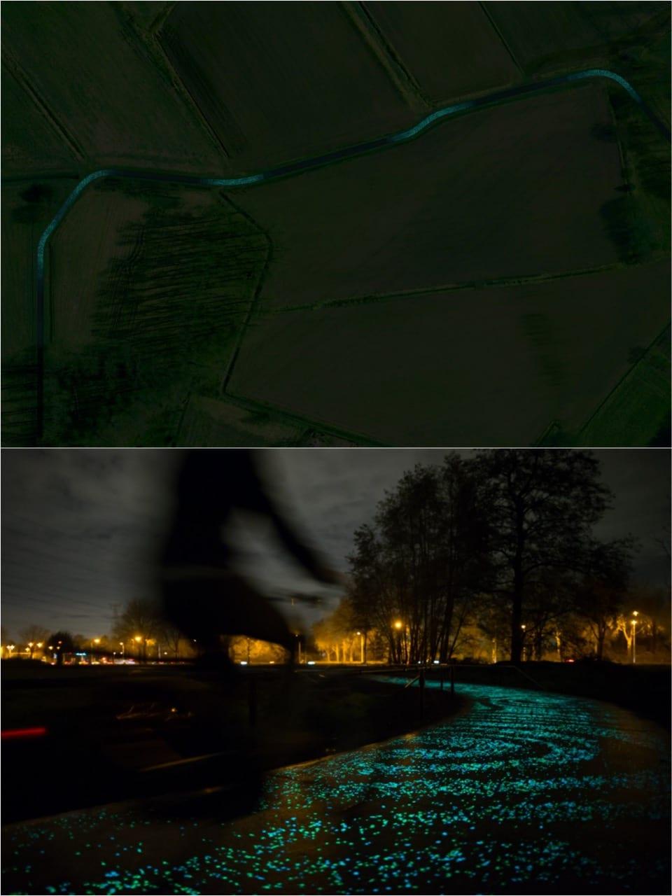 Bicycle Path Van Gogh NL