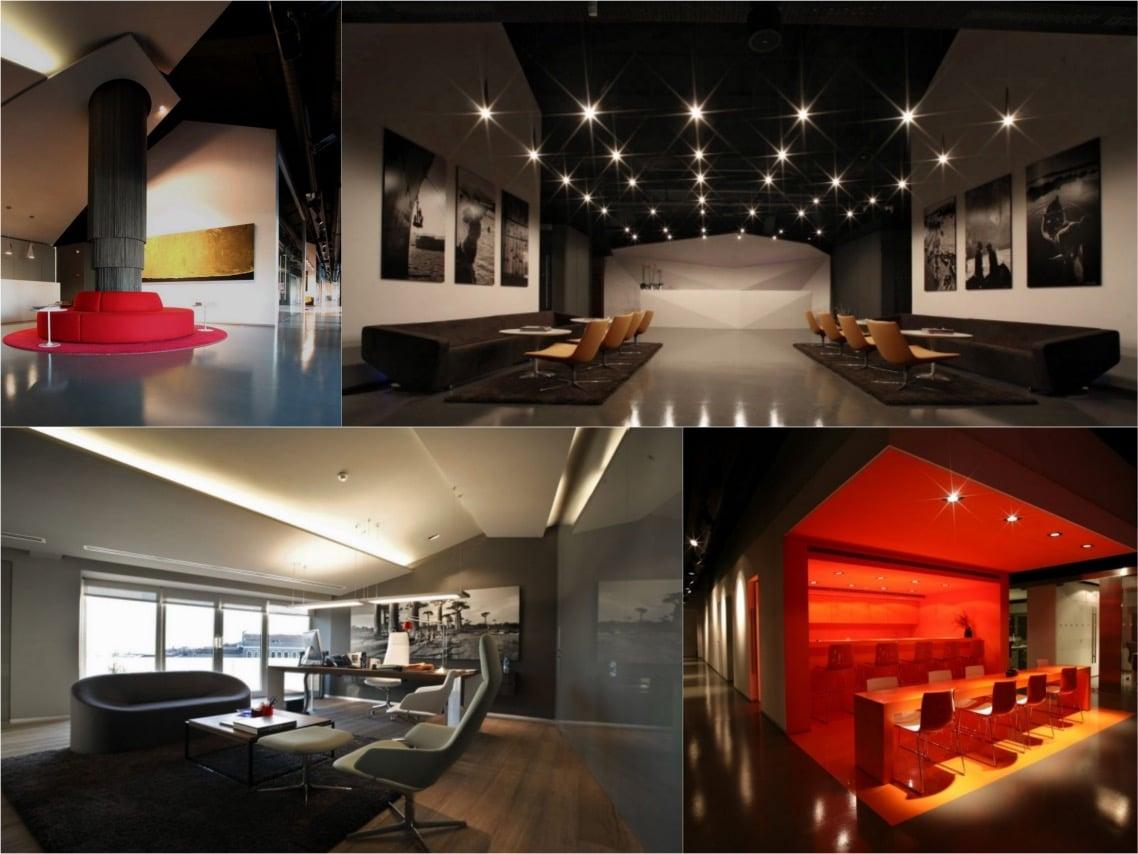 Bilgili Holding office Spaceist lighting blogpost
