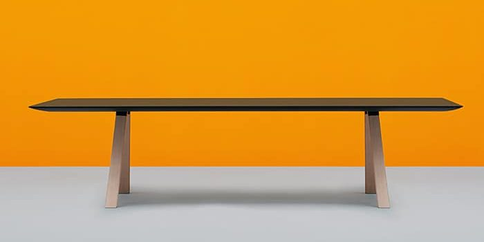 Black Meeting Tables