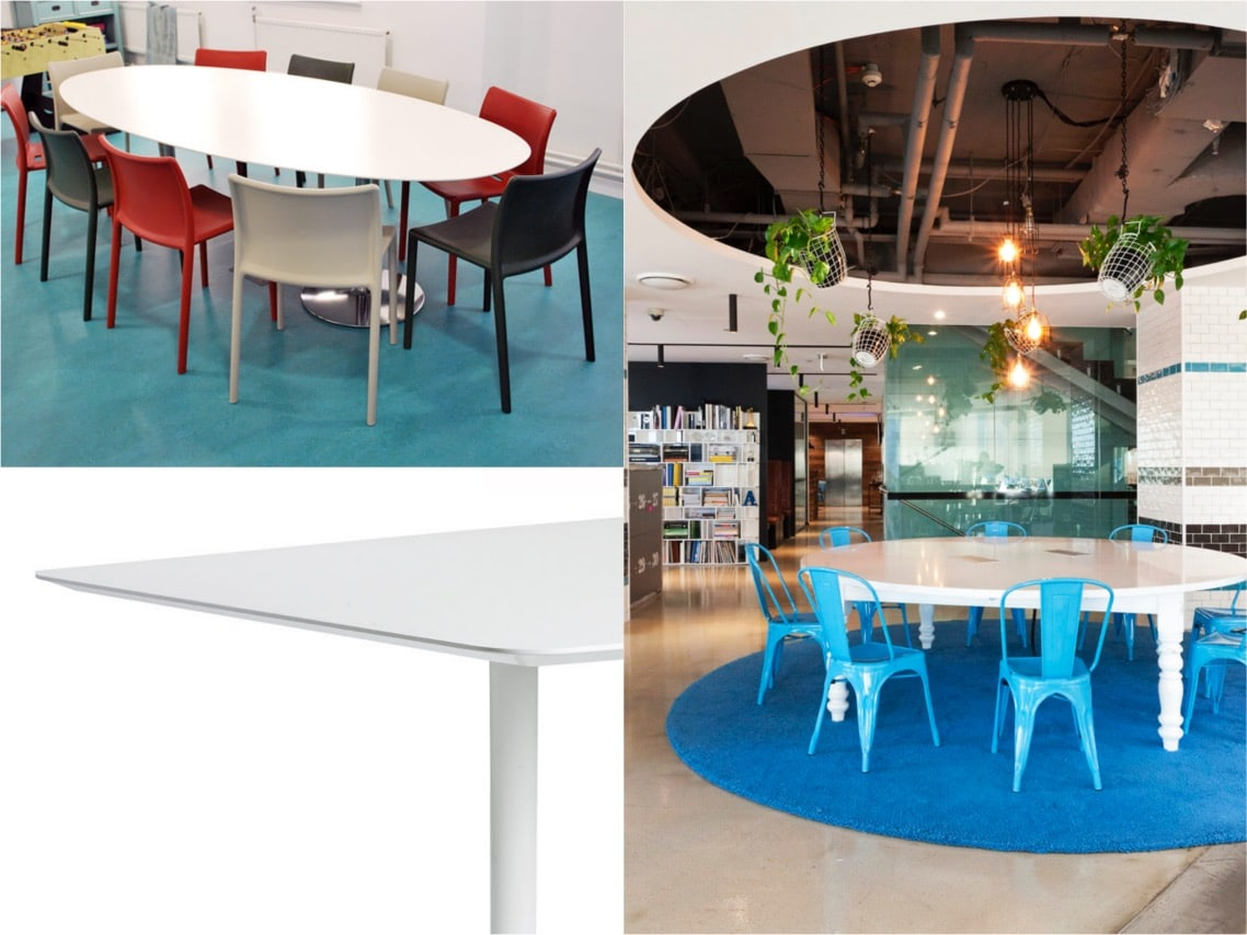 Disc meeting room table options spaceist blogpost