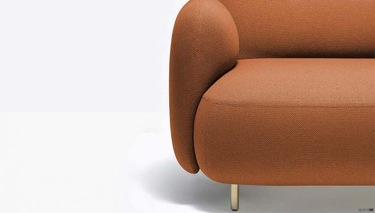 Brass Sofa Leg