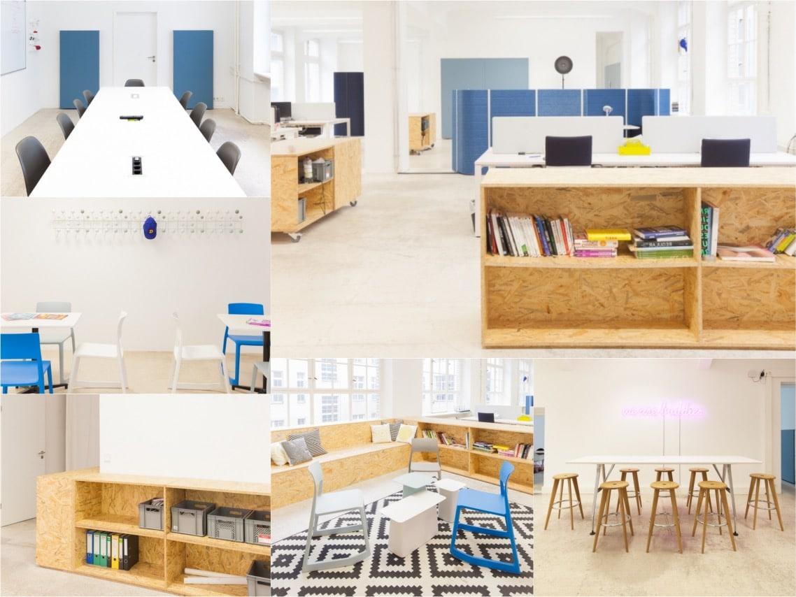 Buddybrand office design cool offices spaceist blogpost