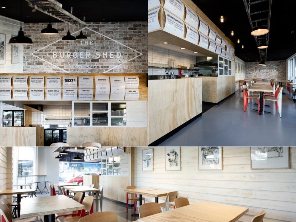 Burgershed Sydney aus