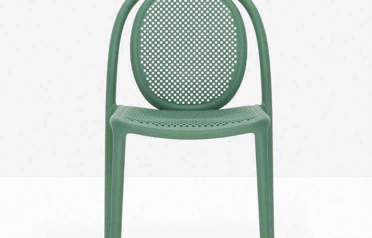 Cafe Chair in Green