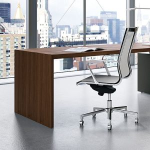 Can I get an ergonomic chair with a matching desk?