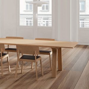 Can modern boardroom tables work with my period furniture?