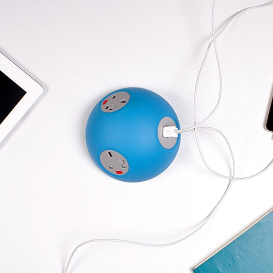 Can plug sockets be incorporated into my round meeting table?