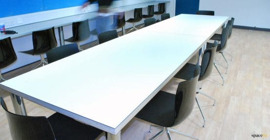Youth club study table