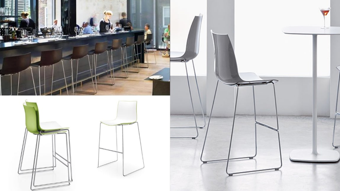 Catifa bar height stool chair blog