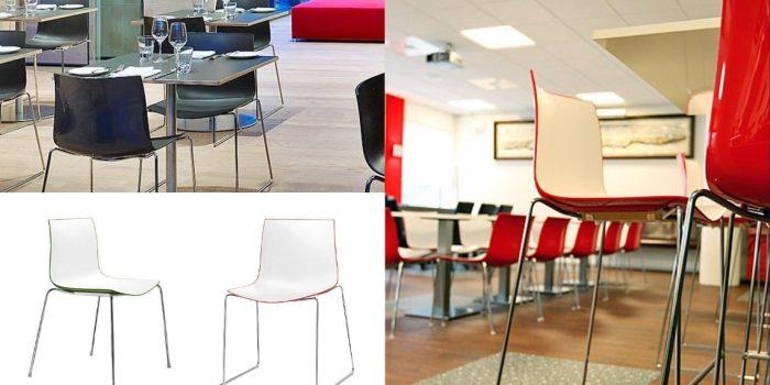 Catifa cafe + hospitality chair