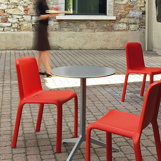 Colourful Cafe Chairs