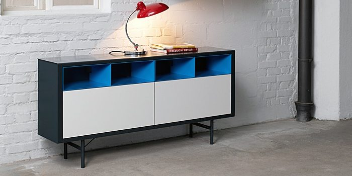 Colourful Office Cabinets
