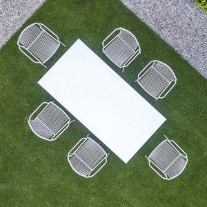 Commercial outdoor cafe furniture