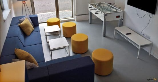 Common room cool furniture