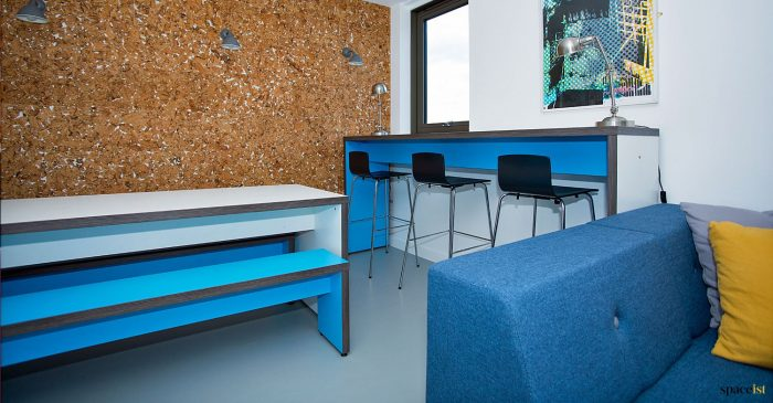 Common room high seating