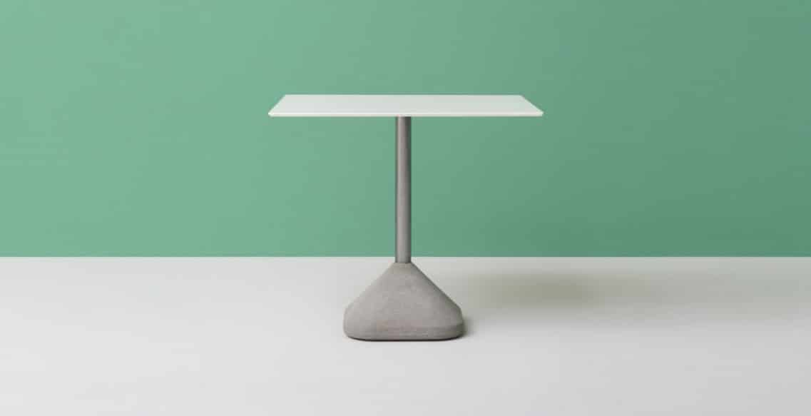 Concrete square table spaceist blog3