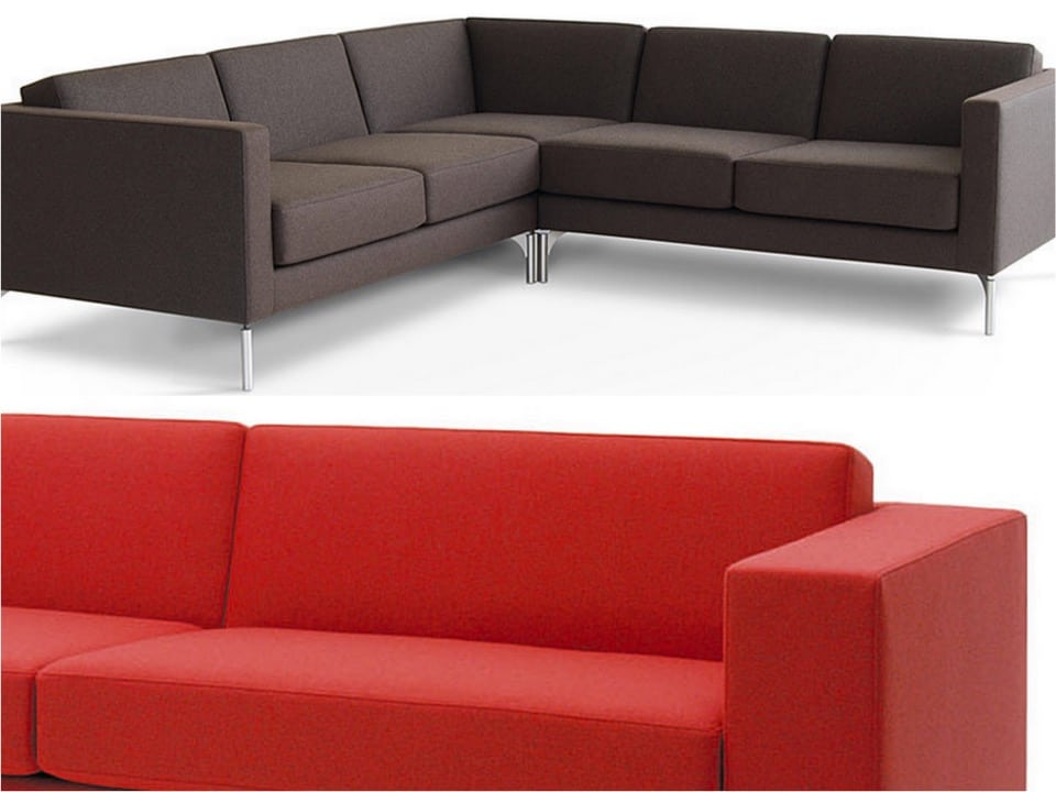 Thirty Four corner sofa Spaceist
