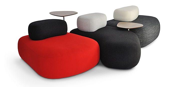 Designer Reception Sofas