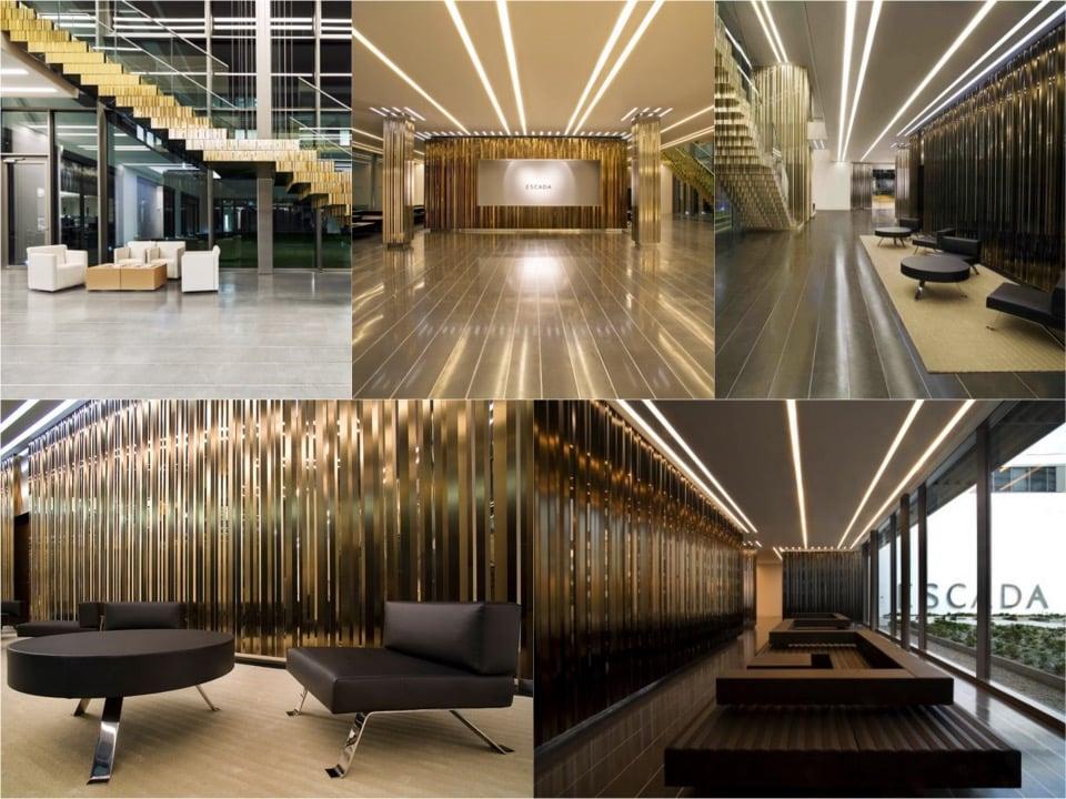 Escada office design