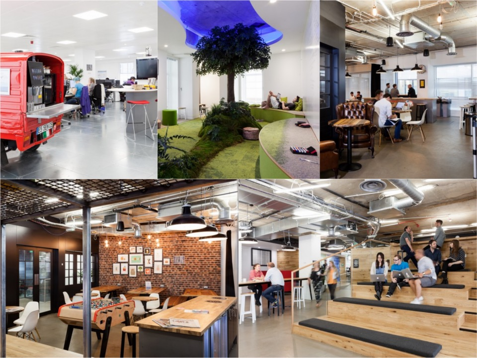 Essence offices media agency spaceist blogpost